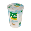 Vrai  Fromage Blanc De Brebis Au Lait Pasteurisé Bio , Pot De 400g