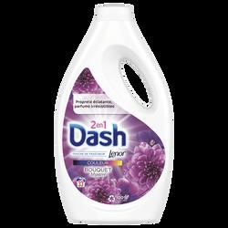 DASH 2 en 1 liquide Bouquet Mystère, 33 doses soit 1815ml