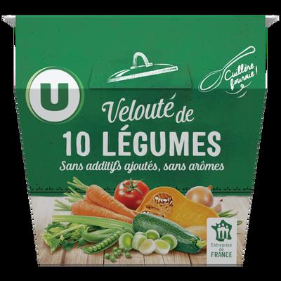Velouté de 10 légumes U, 350g