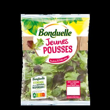 Bonduelle Jeunes Pousses, Bonduelle, Sachet 145g