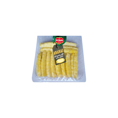 Ananas Frais extra sweet, DELMONTE, barquette, 800g