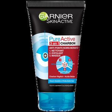 Garnier Masque Pure Active Spot Control Volcanic Skin Active, 150ml