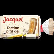Jacquet Pain De Mie Tartine P'tit Déj Complet Jacquet, 410g Offre Économique