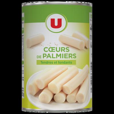 C urs de palmier entiers U, boîte de 220g