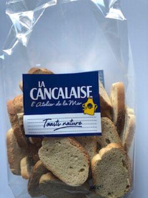TOAST NATURE LA CANCALAISE