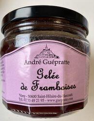 GELEE DE FRAMBOISE André Guépratte