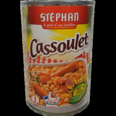 Cassoulet STEPHAN, boîte de 420g