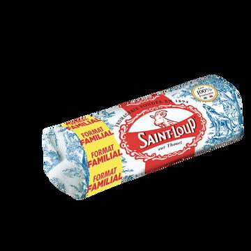 Saint-Loup Fromage De Chèvre Lait Pasteurisé Saint Loup 24%mg 250g