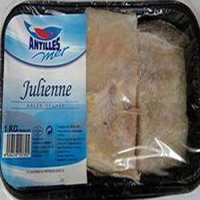 Julienne salée séchée, ANTILLES MER, 1kg