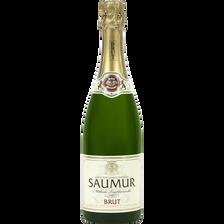 Saumur AOP brut U, 75cl