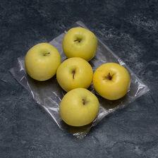 Pommes Golden Delicious, BIO, calibre 115+, catégorie 2, France, sachet 1,5kg