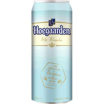 Hoegaarden Bière Blanche Hoegaarden, 50cl