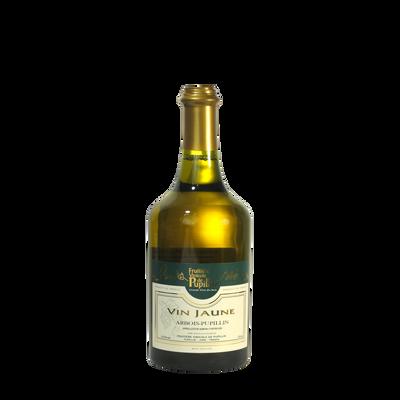 Arbois-pupillin vin jaune FRUITIERE VINICOLE DE PUPILLIN, bouteille de 0.62 l