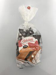 Nougat de montelimar enrobés au chocolat lait-orange et noir Chabert et Guillot 200g