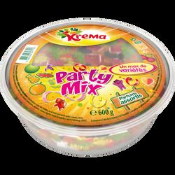 Bonbon party mix KREMA, boite de 600g