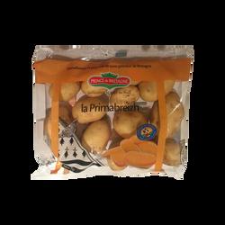 Pomme de terre primeur Lady Christl,PRINCE DE BRETAGNE,à chair ferme,32/50mm,Cat.1,Bretagne,FRANCE,sachet 1kg