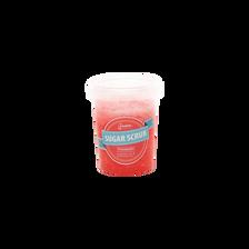 Gommage au sucre parfum fraise ISABELLE LAURIER, pot de 500g
