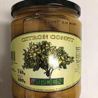 Citron Confit 740g CASHER