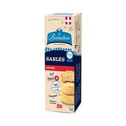 Biscuit sablés LA BISCUITERIE ORSET 110g