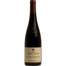 Vin rouge Saumur Champigny AOP Domaine Saint Vincent, bouteille de 75cl