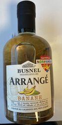 Liqueur au Calvados .Arrangé Banane Busnel 50cl
