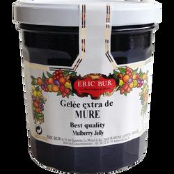 Gelée extra mûres ERIC BUR, 370g