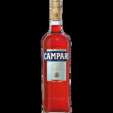 CAMPARI, 25°, bouteille de 1l