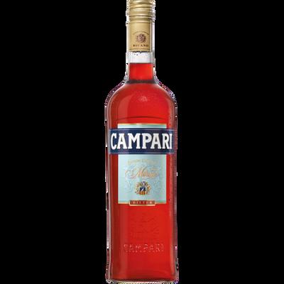 CAMPARI, 25°, bouteille de 1 litre