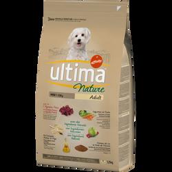 Croquettes pour chiens minis à l'agneau ULTIMA NATURE, 1,25kg