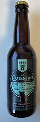 Bière Artisanale Triple au Calavados 33cl La Cotentine