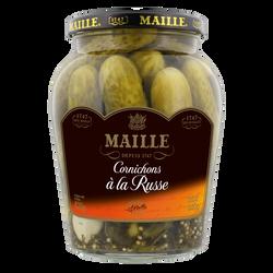 Cornichons à la Russe MAILLE, 440g