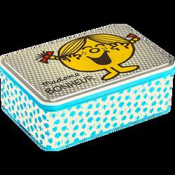 """Gaufre fine pure beurre à la cassonade """"Saveur en or""""BISCUITERIE BOURDON, boite de 300g"""