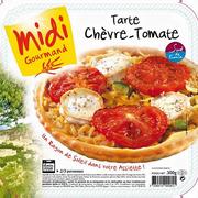Midi Tielles Tarte Au Chèvre Et À La Tomate Midi Tielles, 300g