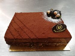 duo chocolat 6 pers  fait maison