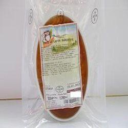 Pâté au Lapin barquette ~260 g CHARCUTERIE COSME