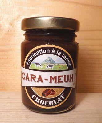 CARA.MEUH TARTINER  CHOCOLAT