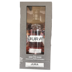 Whisky isle of jura 21 ans EPICURE Sélection