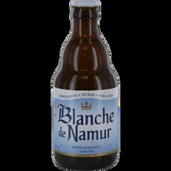 Bière blanche de NAMUR, 4,5°, 33cl