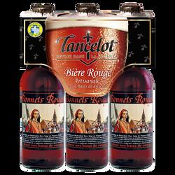 Bière Bonnets rouges Lancelot, 5,5° tripack 3x33cl