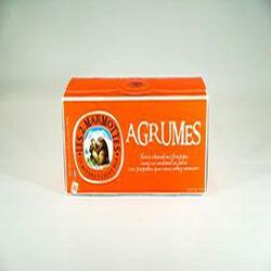 Infusion Agrumes, LES 2 MARMOTTES, 55 g