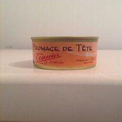 fromage de tête teyssier 130g