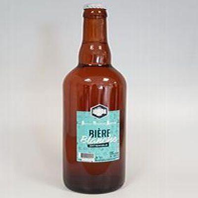 Bière Blanche Artisanale Brasserie Angevine 75 cl