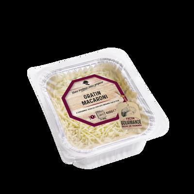 Gratin de macaroni jambon, 400g