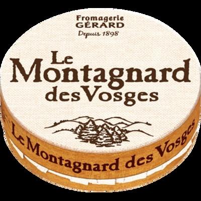 """Fromage au lait pasteurisé """"LE MONTAGNARD DES VOSGES"""", 28%MG,200G"""