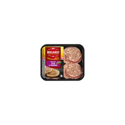 Roulade de porc au thym de provence, BIGARD, barquette