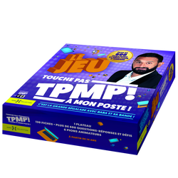 TPMP Le jeu des 10 ans