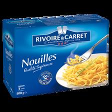 Nouilles RIVOIRE & CARRET, 500g