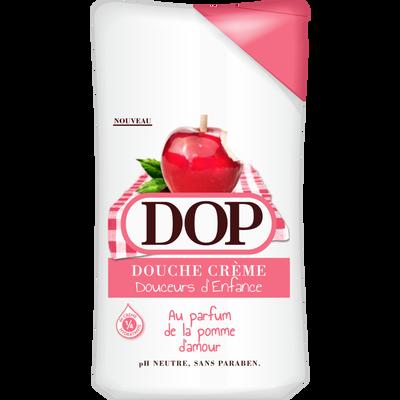 Gel Douche douceurs d'enfance bonbon pomme d'amour DOP, flacon 250ml