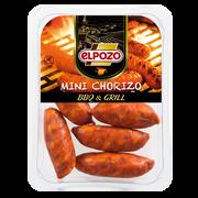 El Pozo Mini Chorizo À Cuire Au Barbecue El Pozo, 300g