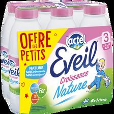 Lactel Croissance Offre Des Petits Eveil 1litre